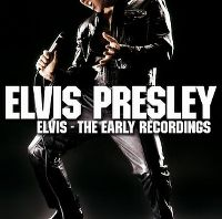 Cover Elvis Presley - Elvis - The Early Recordings