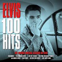 Cover Elvis Presley - Elvis 100 Hits