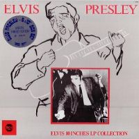Cover Elvis Presley - Elvis 10 Inches LP Collection