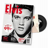 Cover Elvis Presley - Elvis 1956-1959