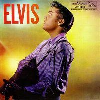 Cover Elvis Presley - Elvis