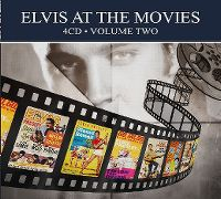 Cover Elvis Presley - Elvis At The Movies - Volume Two
