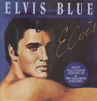 Cover Elvis Presley - Elvis Blue