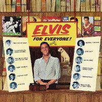 Cover Elvis Presley - Elvis For Everyone!