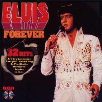 Cover Elvis Presley - Elvis Forever - 32 Hits