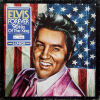 Cover Elvis Presley - Elvis Forever - 96 Hits Of The King