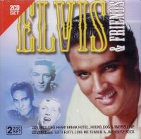 Cover Elvis Presley - Elvis & Friends