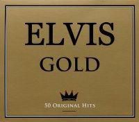 Cover Elvis Presley - Elvis Gold - 50 Original Hits