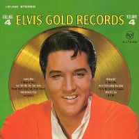 Cover Elvis Presley - Elvis' Gold Records - Volume 4