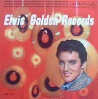Cover Elvis Presley - Elvis' Golden Records