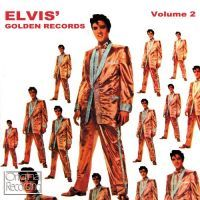 Cover Elvis Presley - Elvis' Golden Records Volume 2