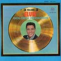 Cover Elvis Presley - Elvis' Golden Records Volume 3