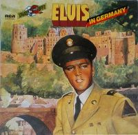 Cover Elvis Presley - Elvis In Germany