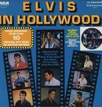 Cover Elvis Presley - Elvis In Hollywood