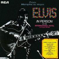 Cover Elvis Presley - Elvis In Person At The International Hotel, Las Vegas, Nevada