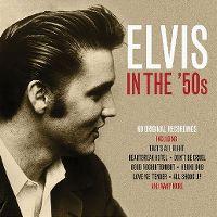Cover Elvis Presley - Elvis In The '50s