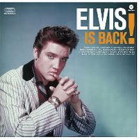 Cover Elvis Presley - Elvis Is Back!