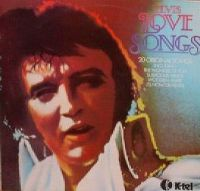 Cover Elvis Presley - Elvis' Love Songs