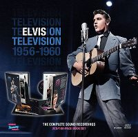 Cover Elvis Presley - Elvis On Television 1956-1960 - The Complete Sound Recordings