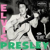 Cover Elvis Presley - Elvis Presley / Elvis