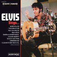 Cover Elvis Presley - Elvis Sings...