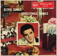Cover Elvis Presley - Elvis Sings Christmas Songs