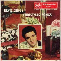 Cover Elvis Presley - Elvis Sings Christmas Songs