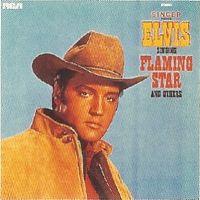 Cover Elvis Presley - Elvis Sings Flaming Star