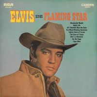Cover Elvis Presley - Elvis Sings Flaming Star