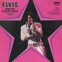 Cover Elvis Presley - Elvis Sings Hits From His Movies (Vol. 1)