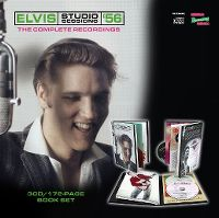 Cover Elvis Presley - Elvis Studio Sessions '56 - The Complete Recordings