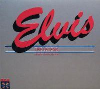 Cover Elvis Presley - Elvis The Legend