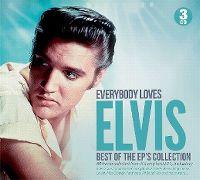 Cover Elvis Presley - Everybody Loves Elvis