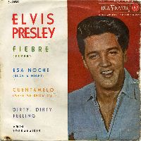 Cover Elvis Presley - Fever