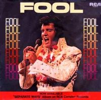 Cover Elvis Presley - Fool