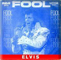 Cover Elvis Presley - Fool