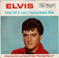 Cover Elvis Presley - Fools Fall In Love
