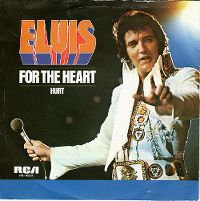 Cover Elvis Presley - For The Heart