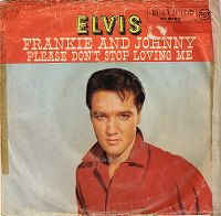 Cover Elvis Presley - Frankie And Johnny