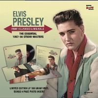 Cover Elvis Presley - From Hollywood To Nashville - The Essential 1957-58 Studio Masters