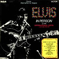 Cover Elvis Presley - From Memphis To Vegas / From Vegas To Memphis