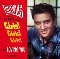 Cover Elvis Presley - Girls! Girls! Girls! / Loving You