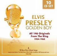 Cover Elvis Presley - Golden Boy