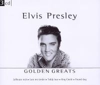 Cover Elvis Presley - Golden Greats