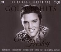 Cover Elvis Presley - Golden Hits