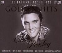 Cover Elvis Presley - Golden Hits