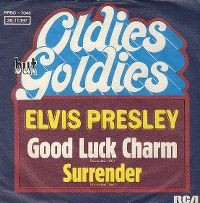 Cover Elvis Presley - Good Luck Charm