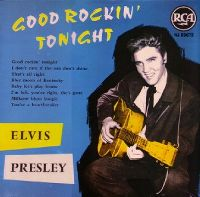 Cover Elvis Presley - Good Rockin' Tonight