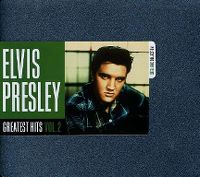 Cover Elvis Presley - Greatest Hits Vol.2 - Steel Box Collection