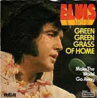 Cover Elvis Presley - Green Green Grass Of Home